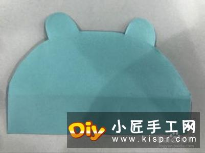会动的小猪折纸图解 可以动的小猪折法步骤