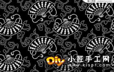 日式风格纸扇折纸图解 折纸日本扇的方法步骤